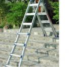 3.1m Fire Fighting Equipments Ladder Rescue for Telescopic, Military, Police