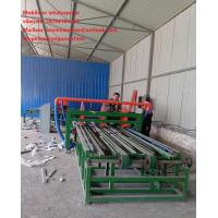 Mgo Board Production Line for Vent Pipe , Construction Material Making Machinery