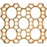 Zeolite natural de Mordenite com o silicone alto à relação da alumina para a protecção ambiental