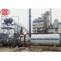 China Gas Oil Fired Thermal Fluid Heater Horizontal Style Low Pressure 1.5 - 32 Ton Weight on sale