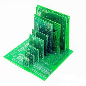 China Blank single&multilayer kapton pcb printed circuit board  fabrication and print pcb board in quick Turn PCB and pcb asse on sale
