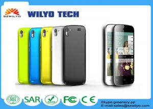 China 4.0 inch Unlocked Touch Screen Android Smartphones WCDMA 3g Dual Sim A309W on sale