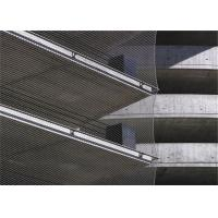 Reliable Stainless Steel Balustrade Mesh Impact Resistant For Protecting People