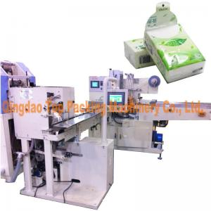 China Automatic pocket tissue paper packing machine on sale