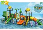 830*610*420cm Children'S Outdoor Water Slides 3-15 Years Old Customizable