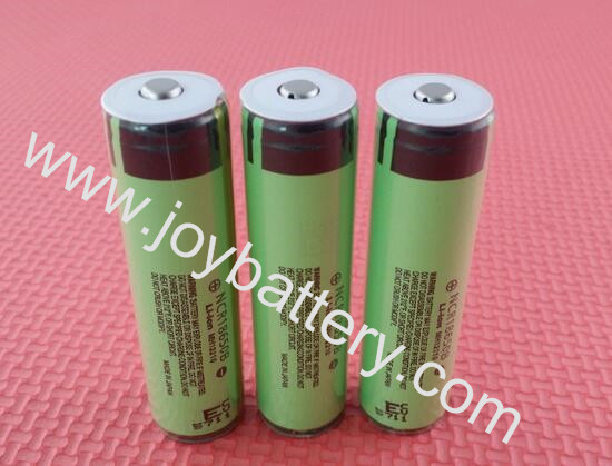 NCR18650B 3.7V 3400mah Battery cell with PCB,NCR18650B 3.7v li ion cells with tabs