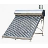 Customized Non-pressurized Solar Power Water Heater For Single Or Multiple Solar System