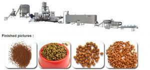 China Pet Feed Processing Machine Dog Cat Food Making Machine Feed Extruder on sale