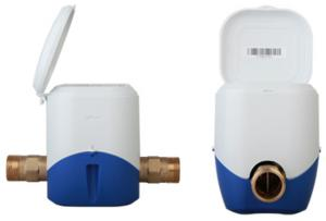 China Residential Water Ultrasonic Flow Meters Convectional Type Pn16 Pressure on sale
