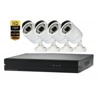 720P IR Waterproof IP Camera NVR Kit POE Home Camera Security System Linux OS