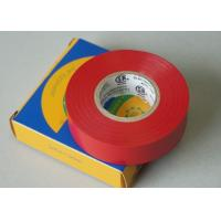 UL / CSA  Red Heat Resistant Tape Flame Retardant For Dispensers