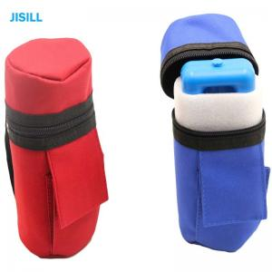 China Diabetic Portable Oxford Fabric Medical Ice Box With Plastic Material Cooler Brick on sale