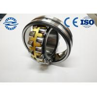 China Double Row Spherical Roller Bearing 22310 With Brass Retainer For Heavy Duty And Shock Loads on sale