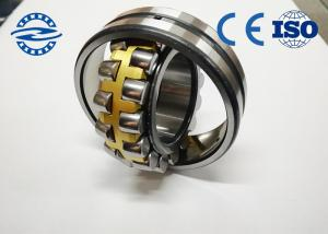 China Directly Supply double row Spherical Roller Bearing 22310 with brass retainer For Heavy Duty And Shock Loads on sale