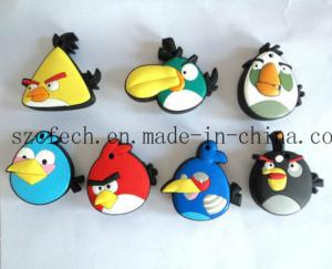 China Hot Customized Cartoon USB Flash Drive/USB Flash Disk on sale