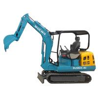 China 2 ton excavator for sale DLS822-9B on sale