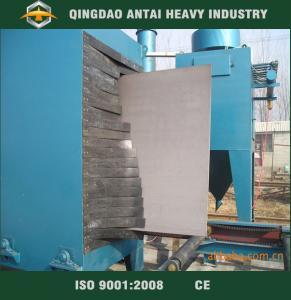 China Steel Plate H Beam Shot Blasting Machine/Roller on sale