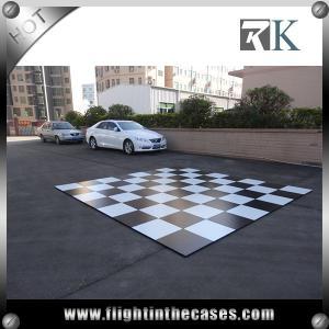 China Wooden dance floor dance floor material used dance floor foraliexpress/car show xxx video xxxs on sale