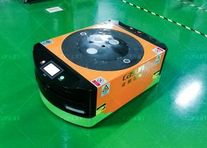 China Autonomous SLAM AGV Natural Navigation AGV With Obstacle Avoidance Function on sale