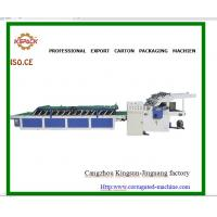 Laminate machine,color-printing surface box making machine,flute laminator machinery