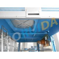 Single Car Industrial Elevators , Building Lifter CH160 with 118 Mast Section