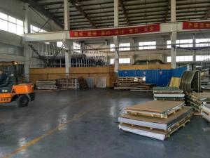 China Grade 430 / 1.4016 Col Rolled Stainless Steel Sheet NO.4 Finish Applicate for Elevator on sale