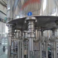 China 3in 1 つのガラス水差しの充填機 6000kg 8.63kw のステンレス鋼材料 on sale