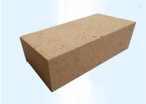China 3rd Grade 55%Al2O3 High Alumina Refractory Bricks Standard SK36 Slag Resistant on sale