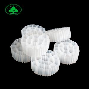 China HDPE Plastic MBBR filter media for RAS System on sale