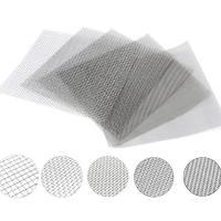 100 Mesh Inconel 600 625 Fine Woven Wire Mesh Filter Screens 0.15 - 2mm Aperture
