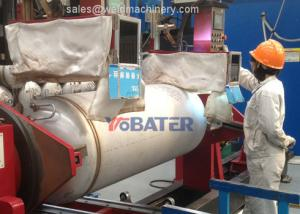 China Tank girth seam welding automatic seam welder for C.S and S.S. pressure vessels and tankers on sale