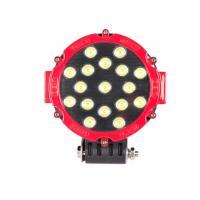 China Lumières lumineuses superbes 51W de travail de camion de LED/outre de lumière de travail de la route LED on sale