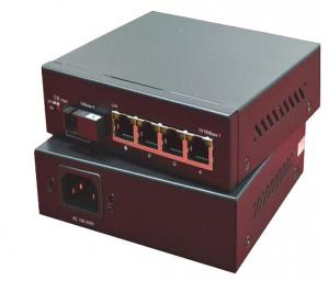China 5 Ports Ethernet Switch with DIP switch and one-key port isolation on sale