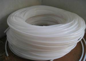 China High Temperature Insulate Transparent PTFE Tube / PTFE Pipe wholesale
