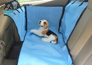 China Comfortable Travel Dog Car Seat Covers Hammock Constant Temperature on sale