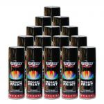 400ML Liquid Acrylic Coating Spray , Automotive Aerosol Paint ISO9001 Approval