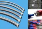 AN16 SS Nylon Stainless Steel oil cooler hose Braided Oil Cooler Rubber Hose Oil cooling hose