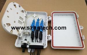 China Factory FTB-104 FTTH Customer terminal box on sale