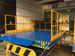 Electric Hydraulic Elevating Dock Lift For Truck Loading/Unloading