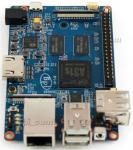 China Banana Pi M2 Single Board Computer with Quad Core 1GHz, 1GB RAM, WiFi-N, Gigabit Ethernet wholesale