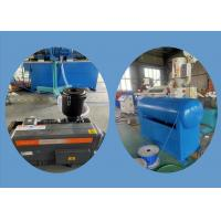 China Single Screw 500mm Corrugated Pipe Extrusion Line 1200kg/H on sale