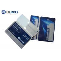 Offset Printing CR80 Plastic RFID Smart Card Key Tag For Business / Membership