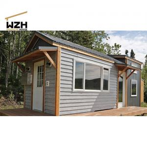 China Movable Prefab Tiny House for Homes Kit on sale