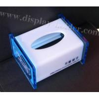 Top Open Acrylic Tissue Box (TB-010)