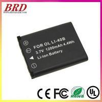 Digital camera battery for Olympus Li-42B