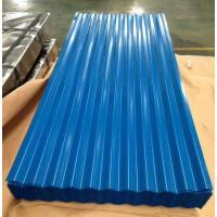 Color-coated Corrugated Roofing Sheets Steel Roofing Tile PPGI Roofing