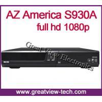Nagra 3 HD DVB-S2 satellite receiver AZ America S930A for South America