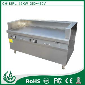 China pancake griddle electric induction electric griddle YAHOO with 20kw on sale