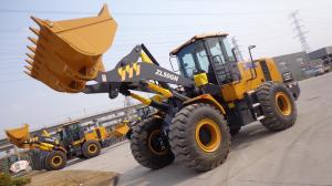 China XCMG ZL50GN Compact Wheel Loader 3m3 Bucket Size / 5 Ton Loader Machine on sale