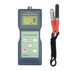 China CM-8821 0~1000 um / 0~40 mil Magnetic Induction F Type Coating Thickness Gauge on sale